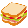 Sandwich on Google Android 12.0