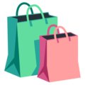 Shopping Bags on Google Android 12.0