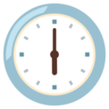 Six O'Clock on Google Android 12.0
