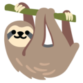 Sloth on Google Android 12.0