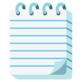 Spiral Notepad on Google Android 12.0