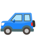 Sport Utility Vehicle on Google Android 12.0