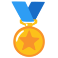 Sports Medal on Google Android 12.0
