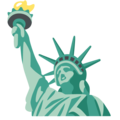 Statue of Liberty on Google Android 12.0