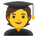 Student on Google Android 12.0