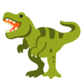 T-Rex on Google Android 12.0