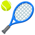 Tennis on Google Android 12.0