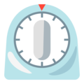 Timer Clock on Google Android 12.0