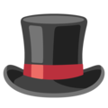Top Hat on Google Android 12.0