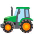 Tractor on Google Android 12.0