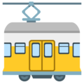 Tram Car on Google Android 12.0