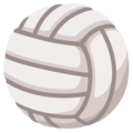 Volleyball on Google Android 12.0