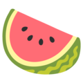 Watermelon on Google Android 12.0
