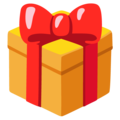 Wrapped Gift on Google Android 12.0