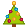 Christmas Tree on HTC Sense 7