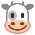 Cow Face on HTC Sense 7