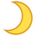 Crescent Moon on HTC Sense 7