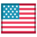 Flag: United States on HTC Sense 7