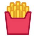 French Fries on HTC Sense 7