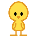 Front-Facing Baby Chick on HTC Sense 7