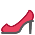 High-Heeled Shoe on HTC Sense 7