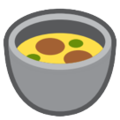 Pot of Food on HTC Sense 7