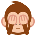 See-No-Evil Monkey on HTC Sense 7
