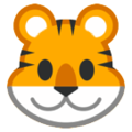 Tiger Face on HTC Sense 7