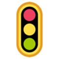 Vertical Traffic Light on HTC Sense 7