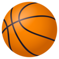 Basketball on JoyPixels 5.5