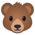 Bear on JoyPixels 5.5