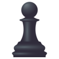 Chess Pawn on JoyPixels 5.5