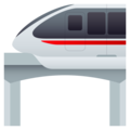 Monorail on JoyPixels 5.5