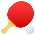 Ping Pong on JoyPixels 5.5