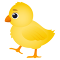 Baby Chick on JoyPixels 6.0
