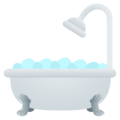 Bathtub on JoyPixels 6.0