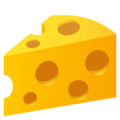 Cheese Wedge on JoyPixels 6.0
