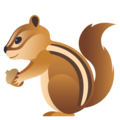 Chipmunk on JoyPixels 6.0