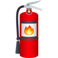 Fire Extinguisher on JoyPixels 6.0