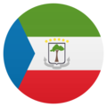 Flag: Equatorial Guinea on JoyPixels 6.0