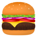 Hamburger on JoyPixels 6.0