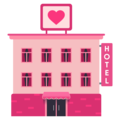 Love Hotel on JoyPixels 6.0