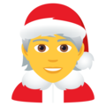 Mx Claus on JoyPixels 6.0
