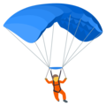 Parachute on JoyPixels 6.0