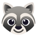 Raccoon on JoyPixels 6.0