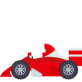 Racing Car on JoyPixels 6.0