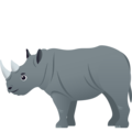 Rhinoceros on JoyPixels 6.0
