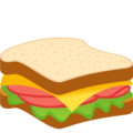 Sandwich on JoyPixels 6.0