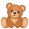 Teddy Bear on JoyPixels 6.0