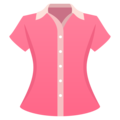 Woman's Clothes on JoyPixels 6.0
